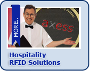 Hospitality RFID Solutions